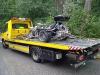 Tranport pomocą drogową motocykla