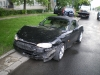 Pomoc drogowa Hol24 na miejscu wypadku w Warszawie